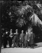 Congrès d'El-Goléa, La Rose et l'Oranger au Sahara, janvier 1930 (Source : Ciradimages)